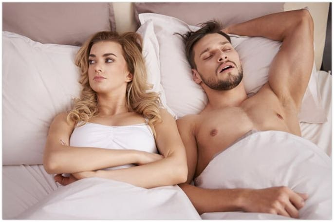 The reason why men fall asleep quickly after sex has been identified