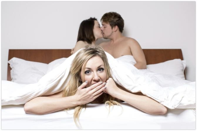Threesome: how it affects the relationship in a couple