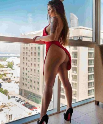 Invite UAE outcall escort Melinda to your flat or hotel room