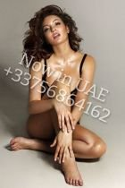 Invite UAE outcall escort Michelle180 to your flat or hotel room